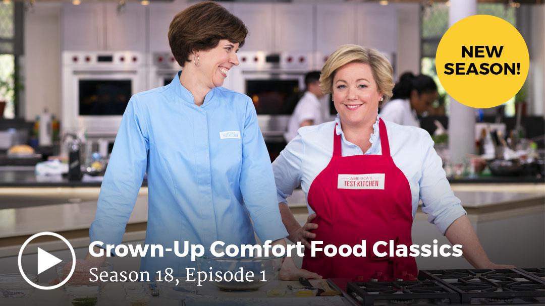 Grown-Up Comfort Food Classics