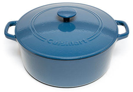 Cuisinart 7 Qt. Round Covered Casserole