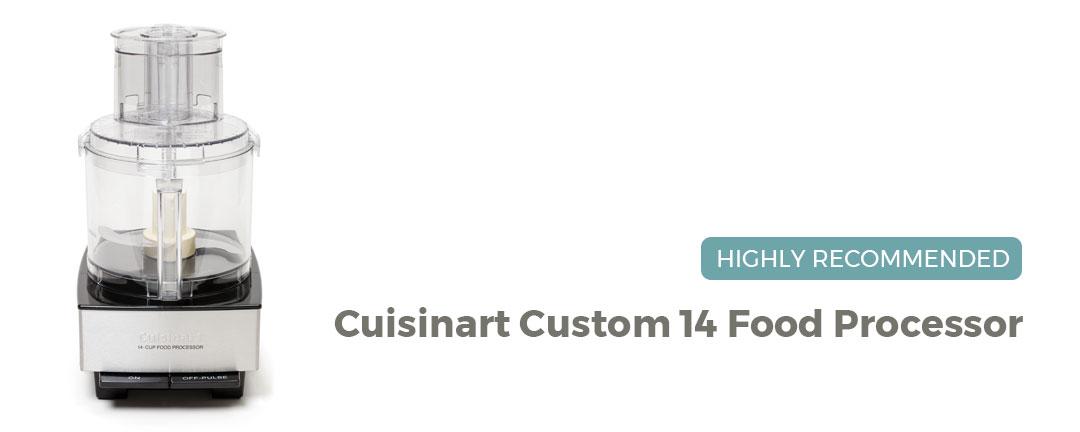Cuisinart Custom 14 Food Processor