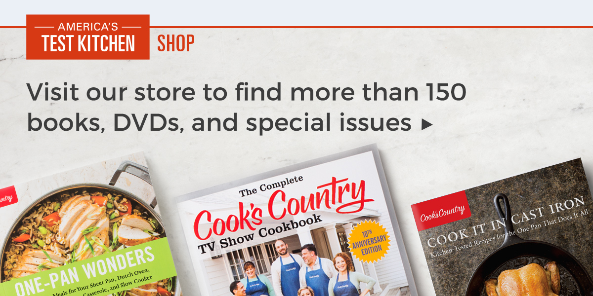 America's Test Kitchen Shop