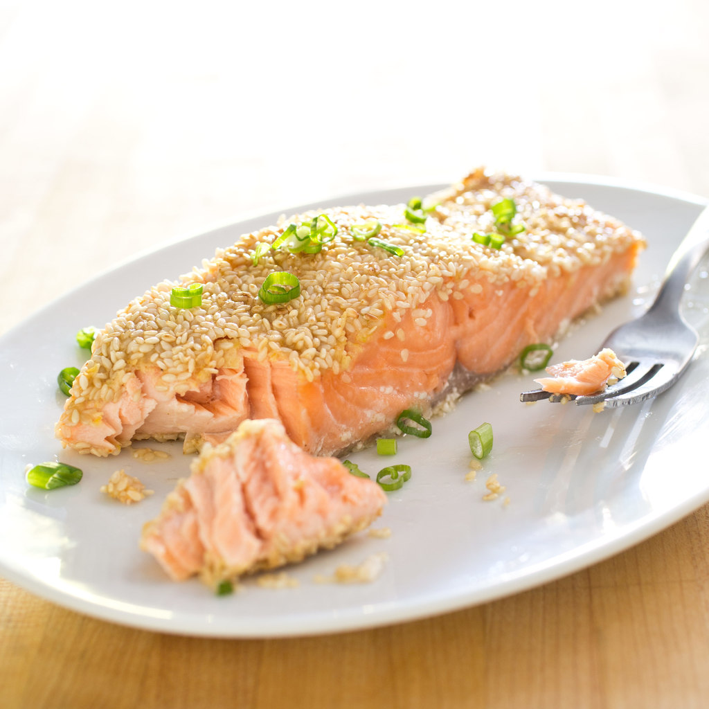 how to cook perfect salmon fillet