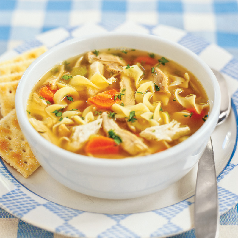 Old Fashioned Chicken Noodle Soup America