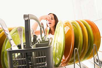 Dishwasher Smells - Dishwasher Repair - It Is Fixed