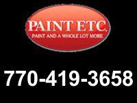 Website for Paint Etc. Corp.