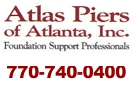 Website for Atlas Piers of Atlanta, Inc.