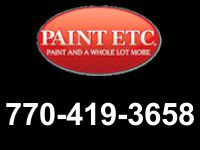 Website for Paint Etc. Corp.