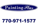 Website for Painting Plus, Inc.