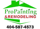 Website for ProPainting & Remodeling, LLC