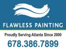 Website for Flawless Painting, LLC