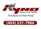Website for Ryno Roof Systems, Inc.