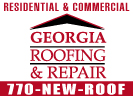 Website for Georgia Roofing & Repair, Inc.