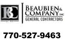 Website for Beaubien & Company, Inc.