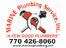 Website for Marine Plumbing Service, Inc.
