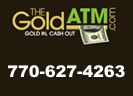 Website for The Gold ATM