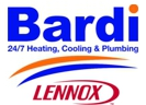 Website for Bardi Heating & Air, Inc.