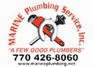 Website for Marine Plumbing Service, Inc.