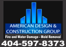 Website for American Design & Construction Group