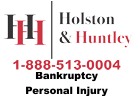 Website for Holston & Huntley, LLC