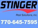 Website for Stinger Pest Solutions, Inc.