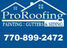 Website for Pro Roofing & Siding, LLC