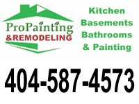 Website for ProPainting & Remodeling, LLC