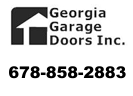 Website for Georgia Garage Doors, Inc.