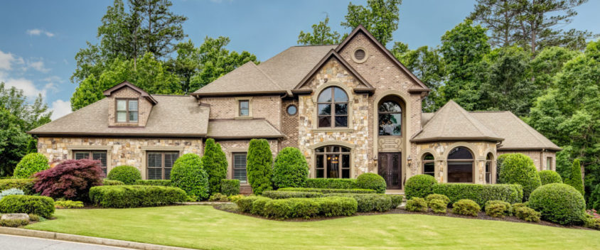 Lavish Mediterranean Style Home At St Marlo Country Club