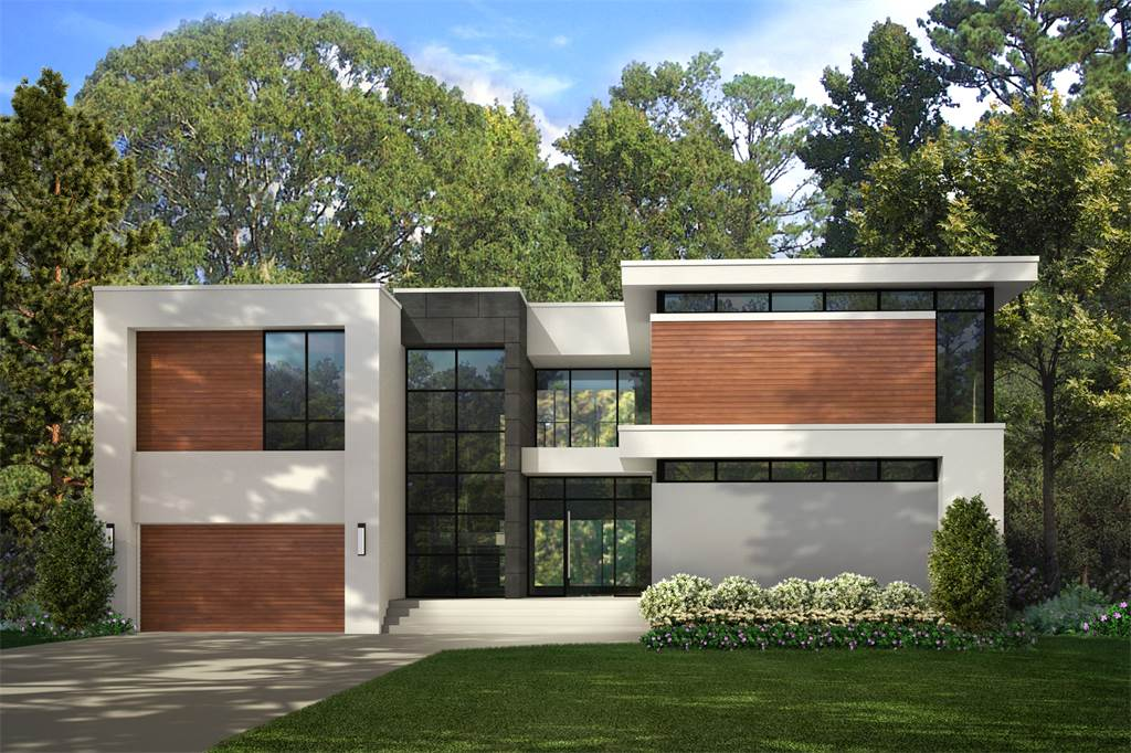 Exquisite Modern Concept In Hot Lavista Park Atlanta Fine Homes