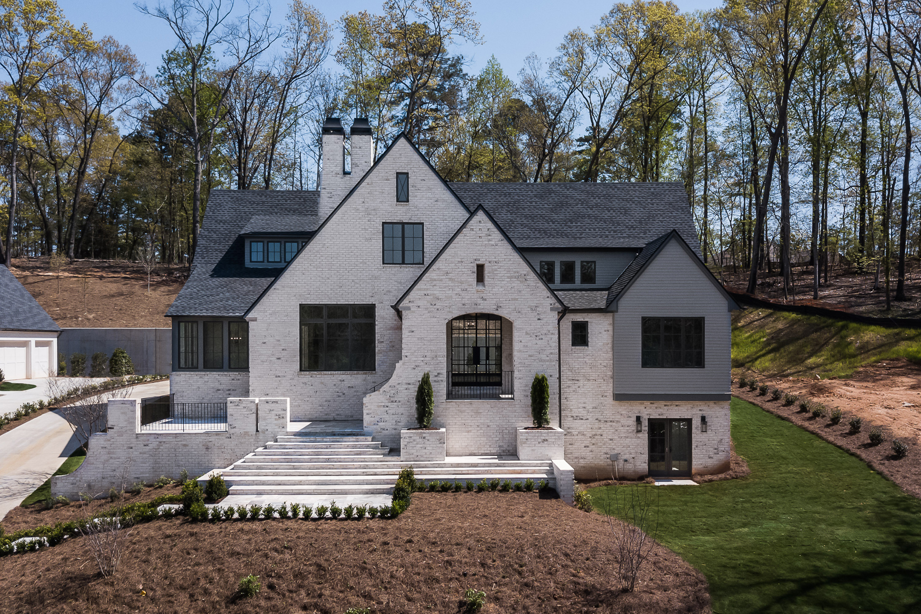 Immaculate New Modern Architecture In Sandy Springs Atlanta Fine