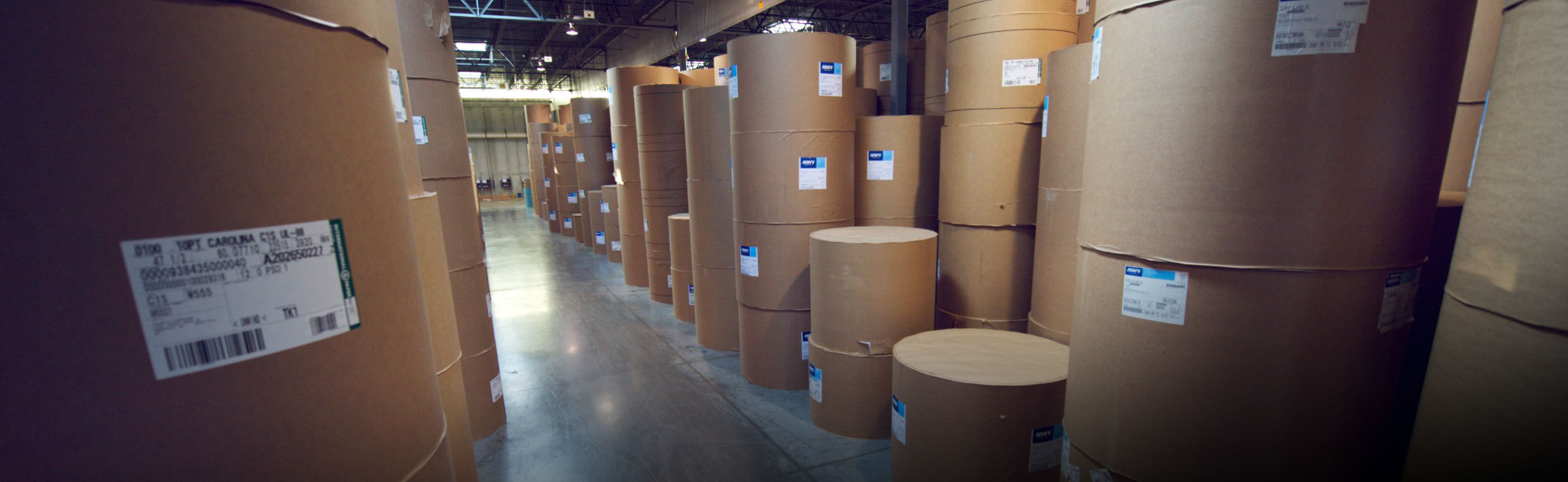 Paper Mills Roll Wrap Packaging Supplies And Equipment
