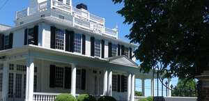 Mayflower Society House and Library