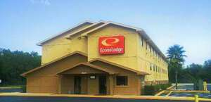 Econolodge Hotel At Jacksonville