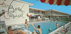 Beach Carousel Motel