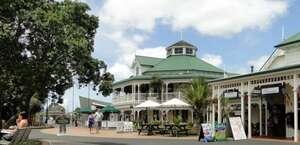 The Town Basin Marina Village