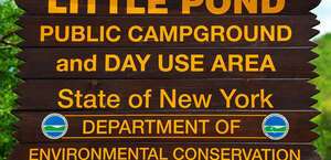 Little Pond Campground Catskill SF