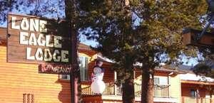 Lone Eagle Lodge & Snowmobile Rental