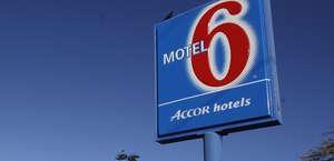 Motel 6 Laredo, Tx - South
