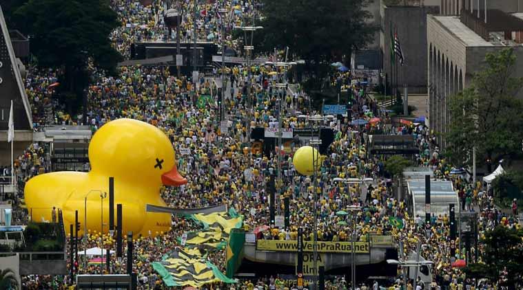 Brasil visto de fora