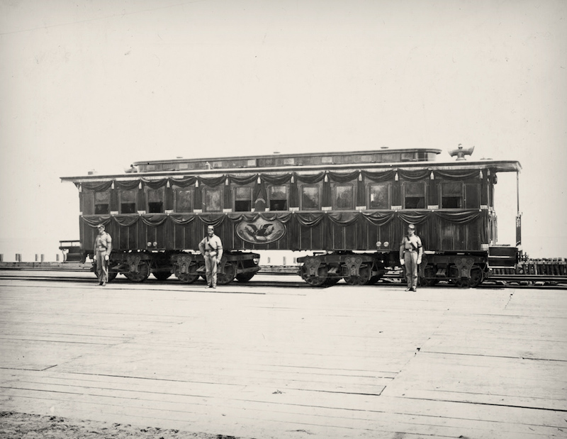 The Strange History And Future Of Lincoln S Funeral Train Atlas