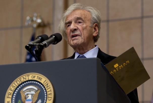elie wiesel the perils of indifference The perils of indifference by elie wiesel holocaust survivor and nobel laureate, elie wiesel, gave this impassioned speech in the east room of the white house on .