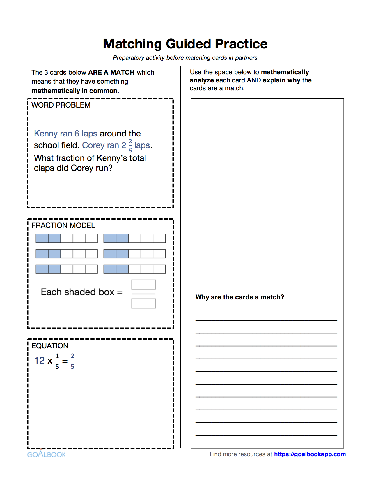 worksheet Multiplying Fractions By Whole Numbers Worksheets 4th Grade 4 nf multiply a fraction by whole number math exploring multiple representations multiplying fractions and numbers