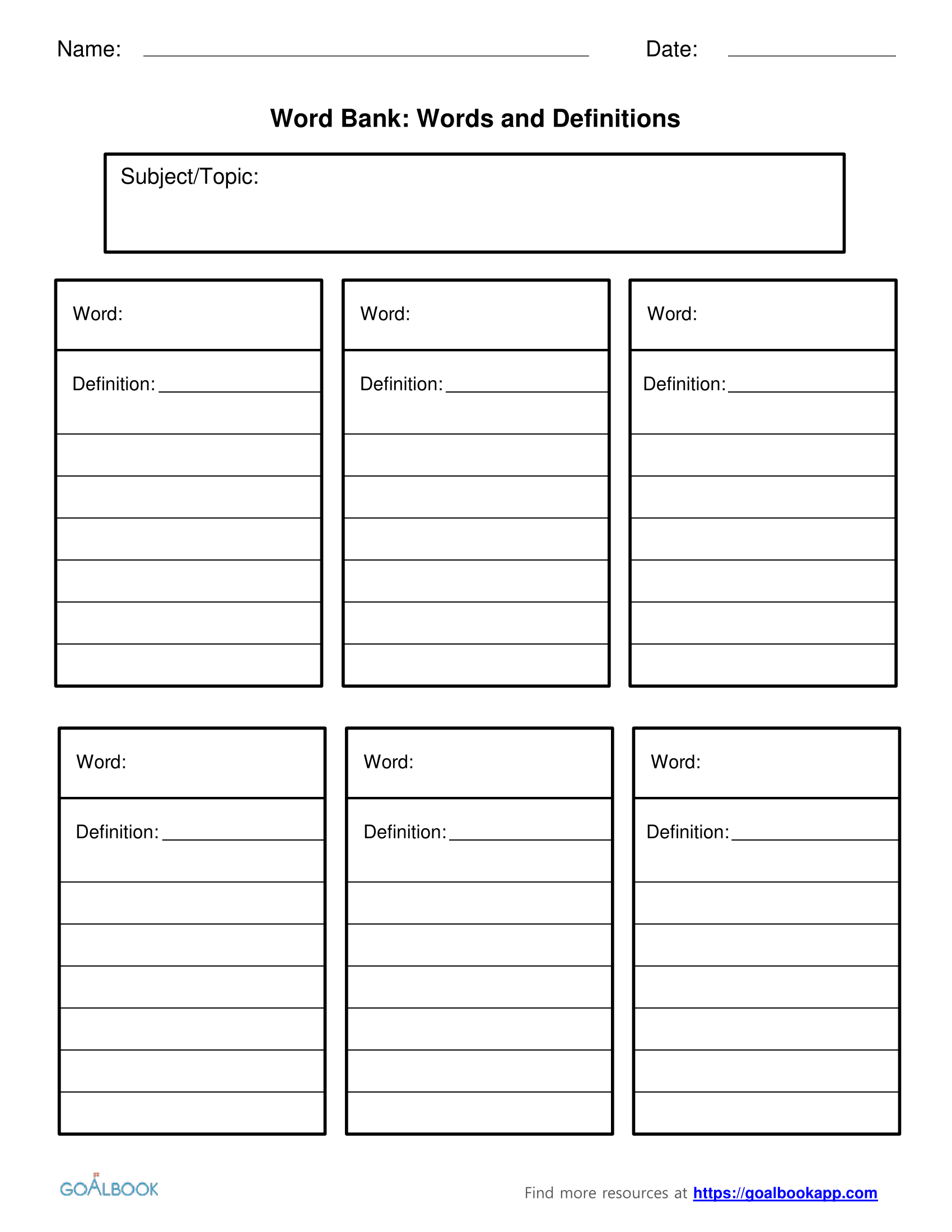 blank word wall template free - word bank pictures to pin on pinterest pinsdaddy