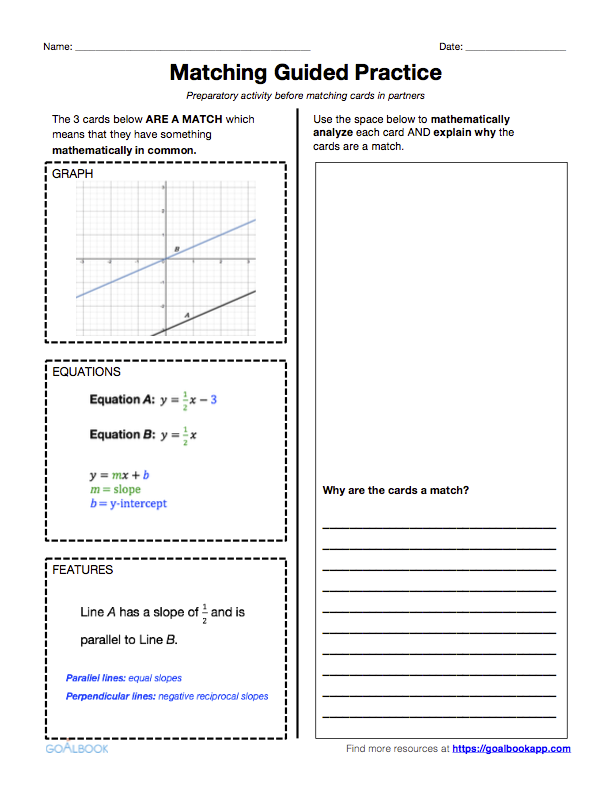 Hsg Gpe5 Parallel And Perpendicular Lines Math High School