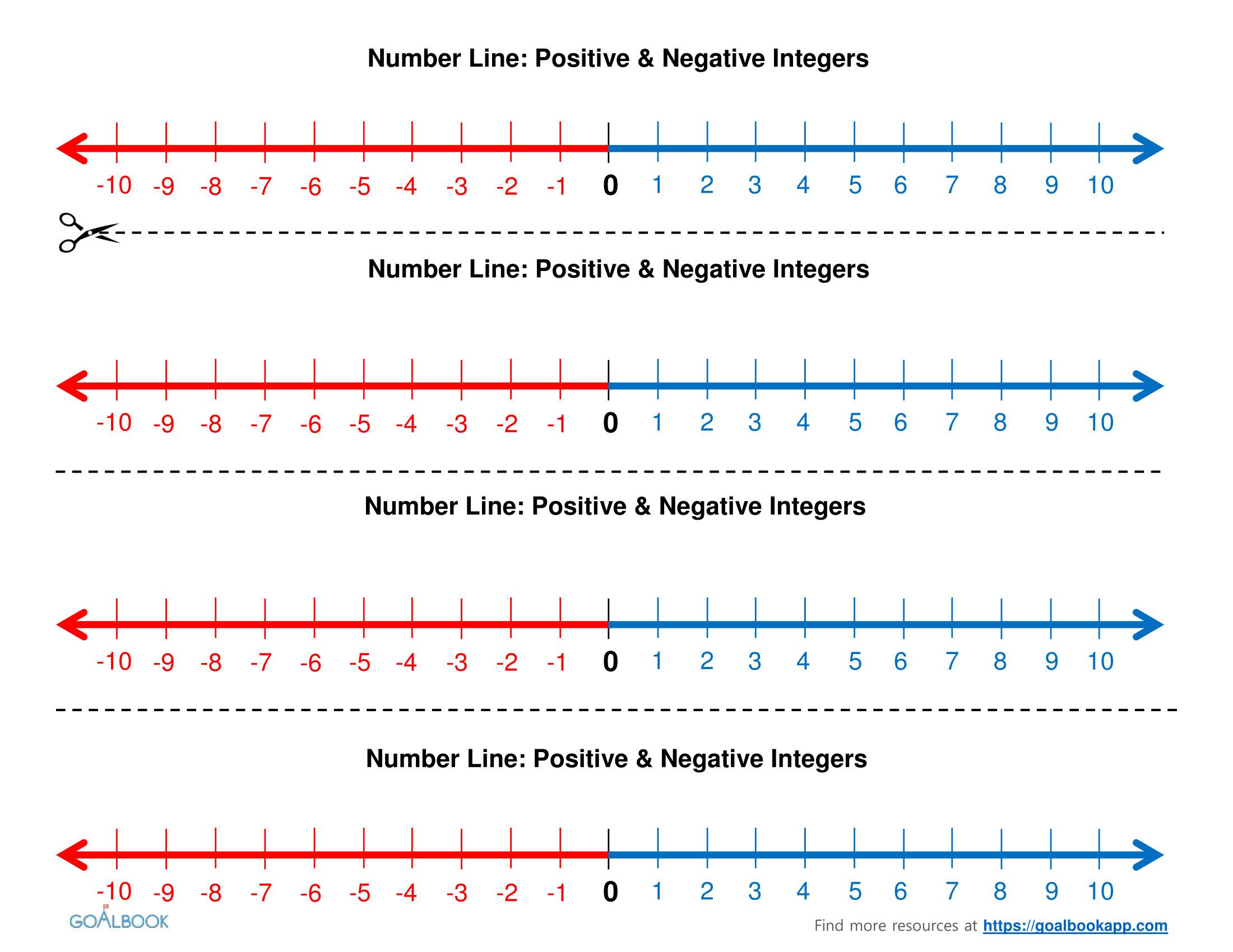 ... Number Line Gallery Images top number line udl strategies images