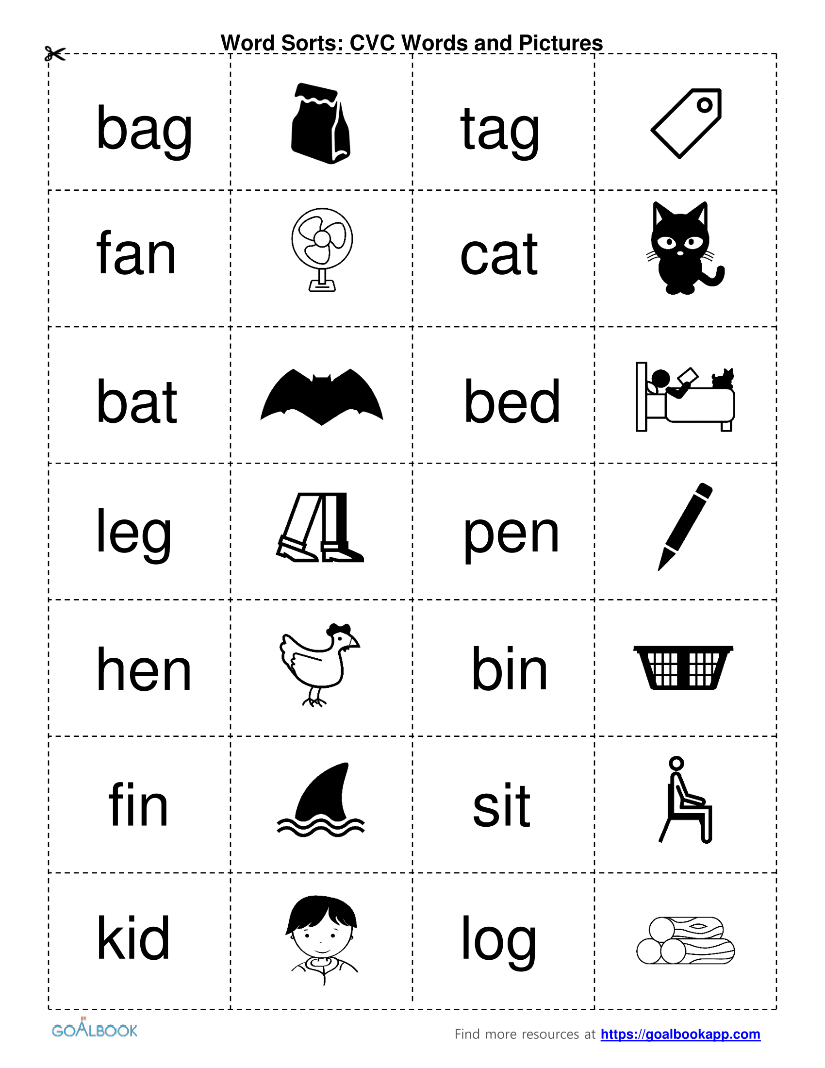 photograph relating to Word Sorts Printable known as Phrase Kinds UDL Suggestions