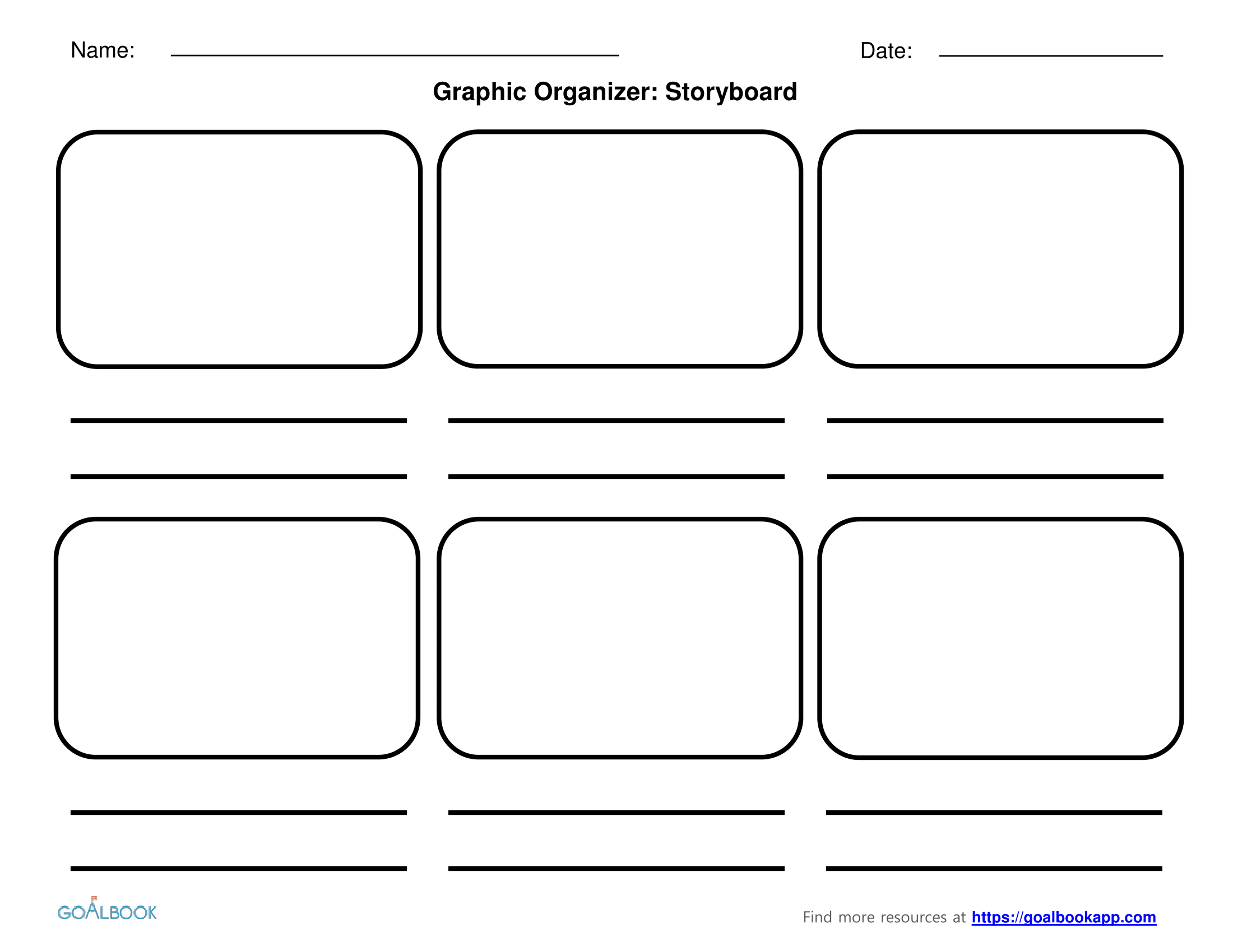 Storyboard: Graphic Organizer