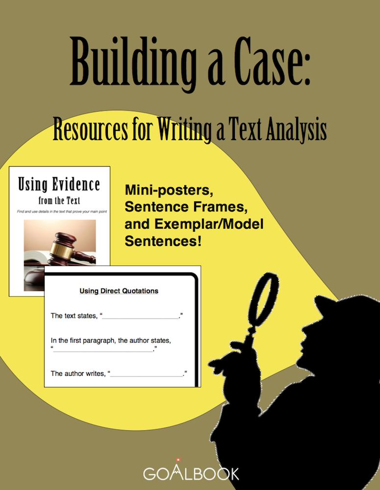 Keyword Analysis & Research: goalbook