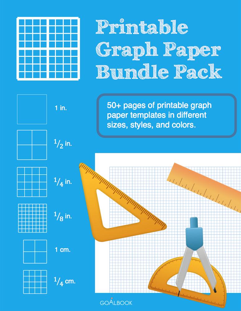 Graph Paper Bundle Pack