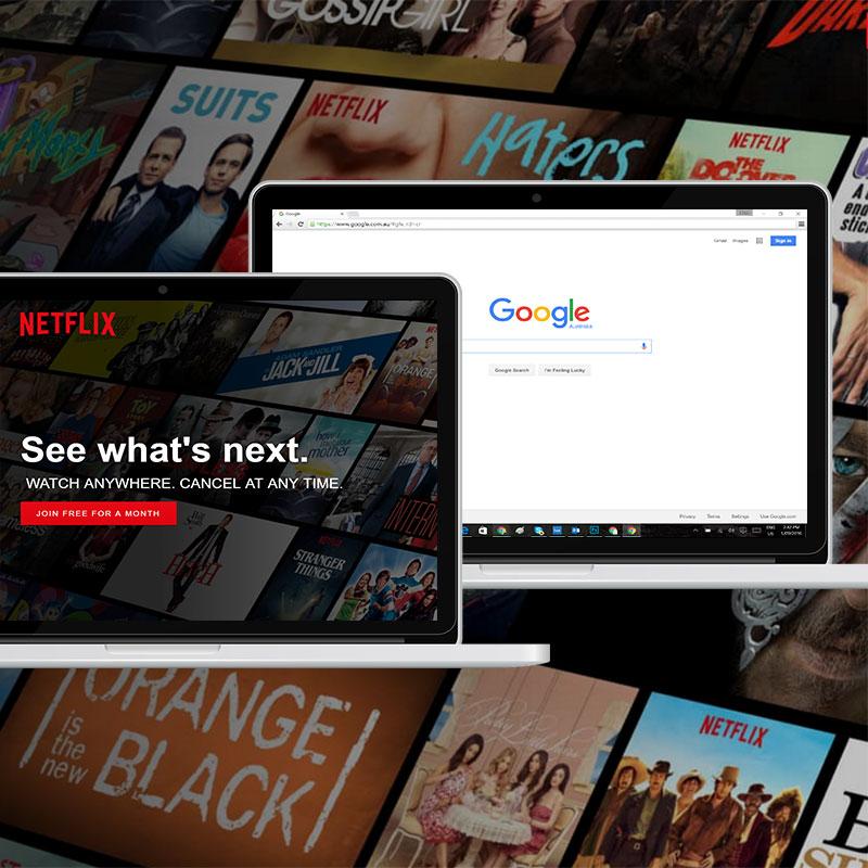 Will Netflix or Google make you rich?