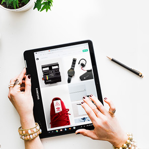 Global Fund - Online Shopping Trend